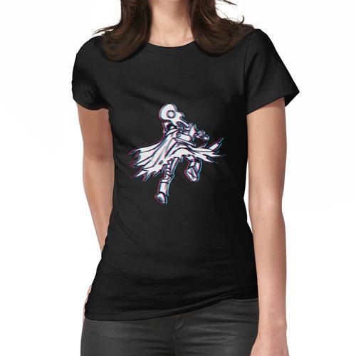 FLCL Canti Swing - Stereoskopische ver Frauen T-Shirt