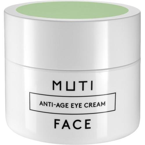 Muti Face Anti-Age Eye Cream 15 ml Augencreme