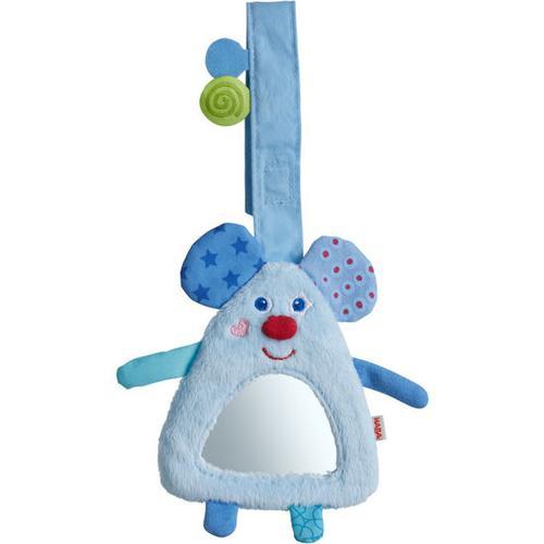 HABA Hängefigur Spiegelmaus, blau