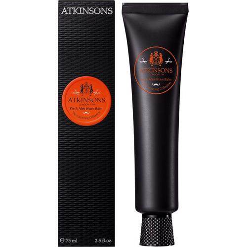 Atkinsons The Grooming Collection Pre- & Aftershave Balm 75 ml After Shave Balsam