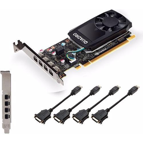 PNY Grafikkarte Quadro P1000 V2 DVI (4GB), Grafikkarte