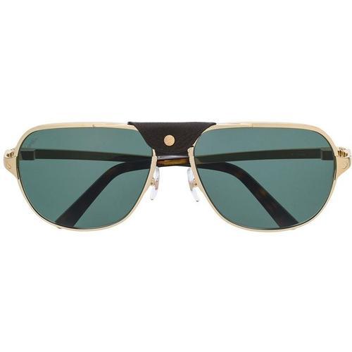 Cartier 'Santos de Cartier' Sonnenbrille