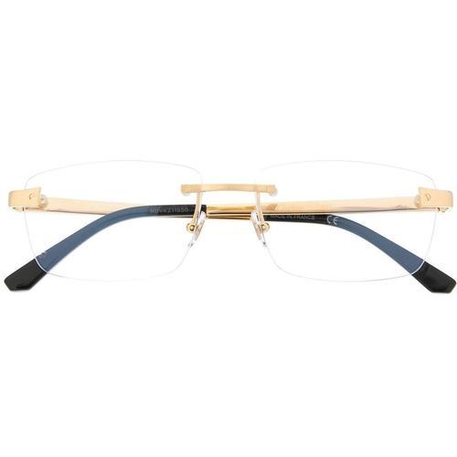 Cartier Brille mit eckigem Gestell