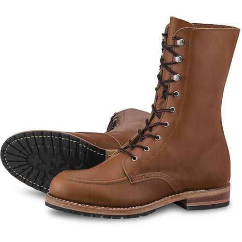 Red Wing Roter Flügel Gracie 3431 Pekannuss-Grenze