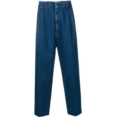 AMI Jeans mit Bundfalten