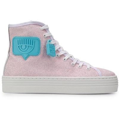 Chiara Ferragni Sneakers mit Patch