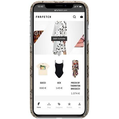 Gucci 'Ophidia' iPhone XS Max-Hülle