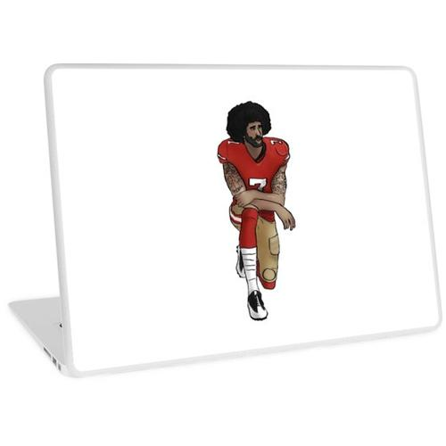 Colin Kaepernick Laptop Skin