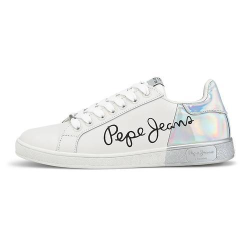 Pepe, Sneaker Brompton in weiß, Sneaker für Damen Gr. 39