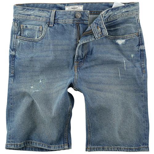 Produkt Reg Shorts B-135 Herren-Short - blau