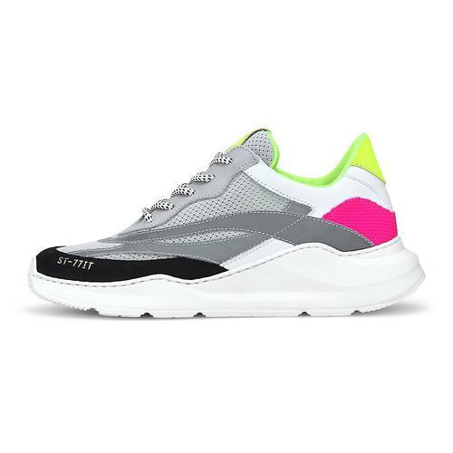 STOKTON, Chunky-Sneaker in hellgrau, Sneaker für Damen Gr. 40