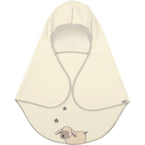 Sterntaler Einschlagdecke Stanley, mit Gurtschlitz beige Kinder Kinderdecken Decken