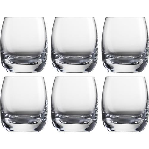 Eisch Schnapsglas, (Set, 6 tlg.), bleifrei, 70 ml, 6-teilig farblos Schnapsglas Kristallgläser Gläser Glaswaren Haushaltswaren
