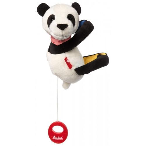 Baby Spieluhr Panda Sigikid mit Tasche
