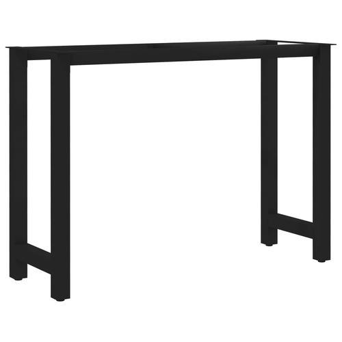 vidaXL Esstischbeine H-Rahmen 120 x 50 x 72 cm