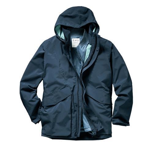 Mey & Edlich Herren Transformer Jacket blau 46, 48, 50, 52, 54, 56