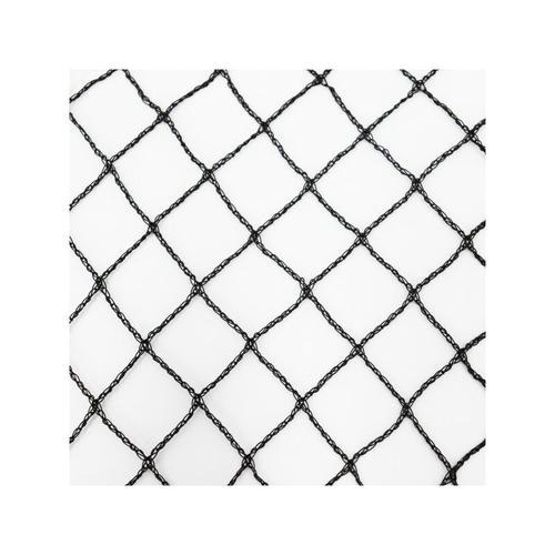 Aquagart - Teichnetz 14m x 10m schwarz Fischteichnetz Laubnetz Netz Vogelschutznetz robust
