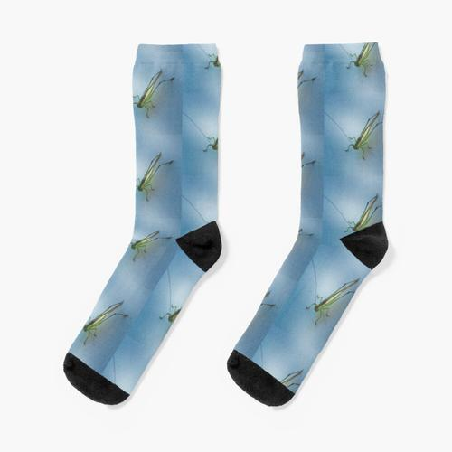 Heuschrecke Socken