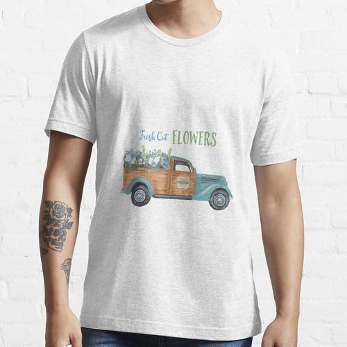 Frische Schnittblumen C Essential T-Shirt