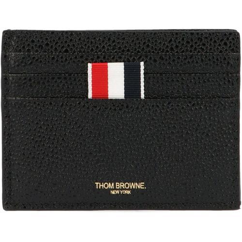 Thom Browne Pebble Grain Kartenhalter