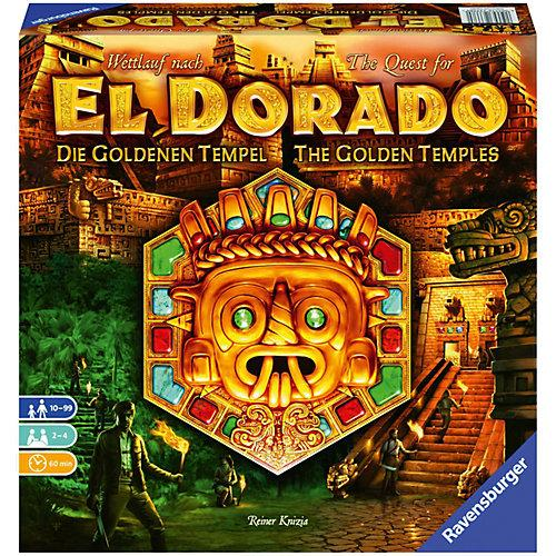 Brettspiel Die Tempel von El Dorado