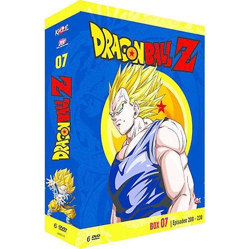 DVD Dragonball Z - Box Vol.7 Hörbuch