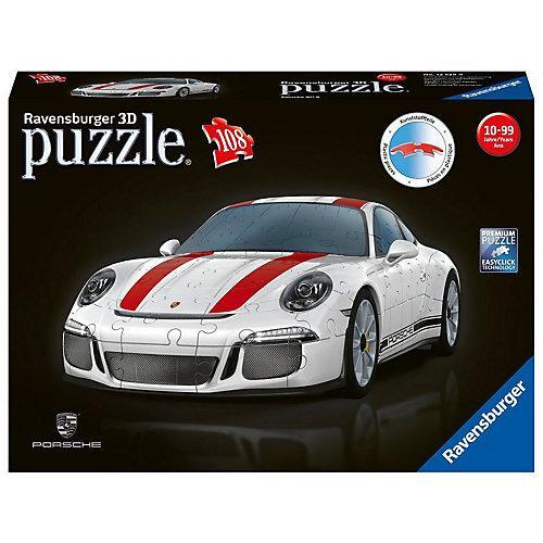 3D-Puzzle, B25 cm, 108 Teile, Porsche 911 R