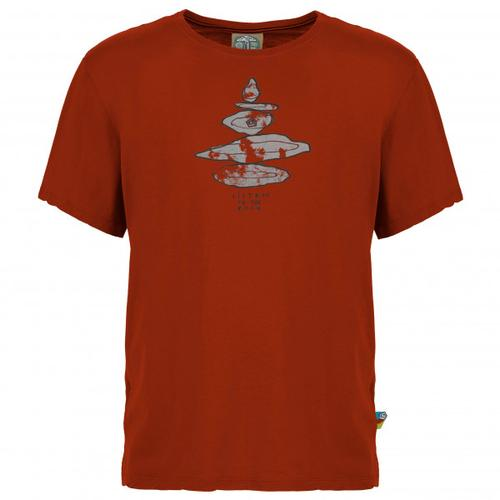 E9 - Equilibrium - T-Shirt Gr M rot