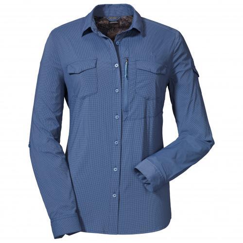 Schöffel - Women's Blouse Schwangau2 - Bluse Gr 34 blau