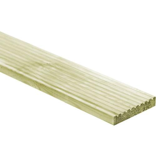 Terrassendielen 60 Stk. 150×14,5 cm Holz