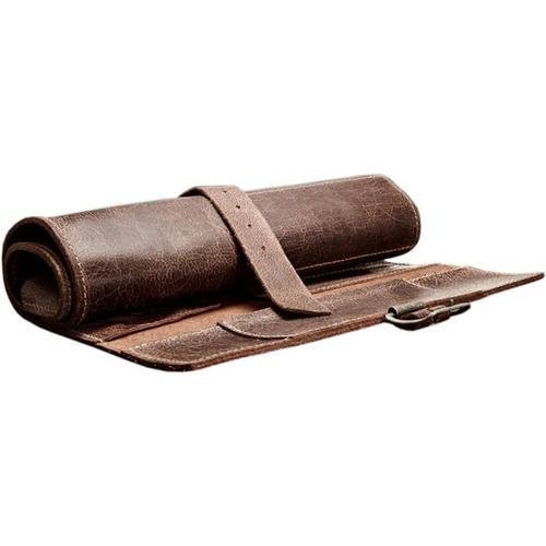 TONDEO Guardsman Werkzeugrolle Leder Werkzeugtasche