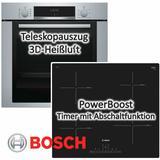 Backofen-Set HBA3140S0 mit Induk...