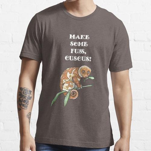 Beschmutzter Kuskus - Tierserie Essential T-Shirt
