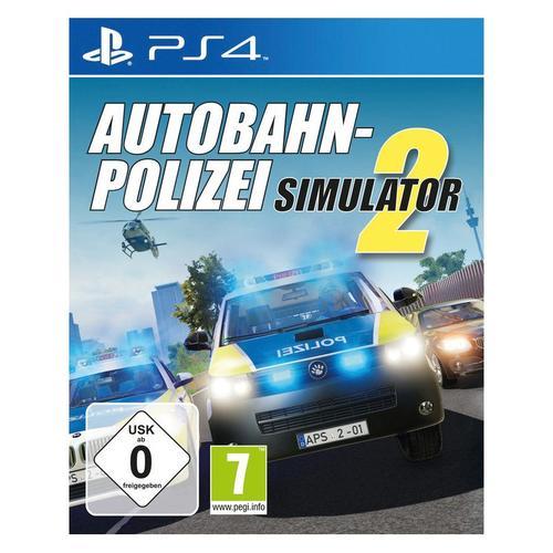 PS4 Autobahn-Polizei Simulator 2