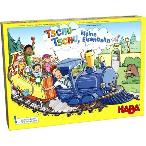 HABA 303736 Tschu-tschu, kleine Eisenbahn