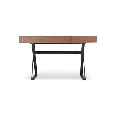 Schreibtisch - Holz & Metall - B...