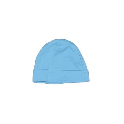 Onesies Beanie Hat: Blue Solid A...