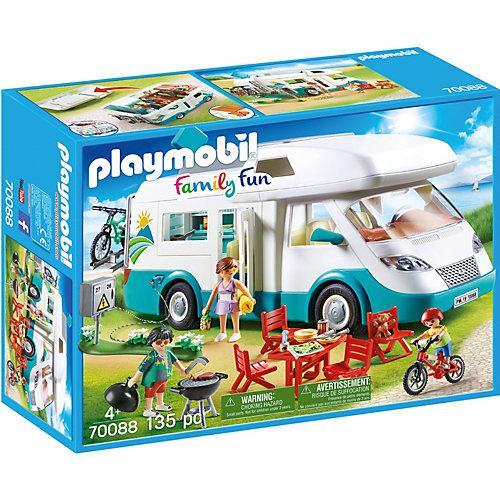 Familien-Wohnmobil