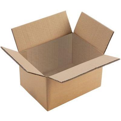 caisse carton double cannelure - 800x600x600 - manutan