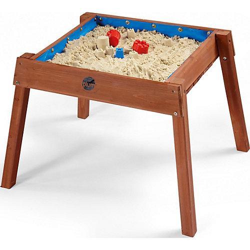 Sand- und Wassertisch aus Holz