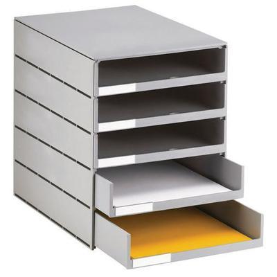 module styroval 5 tiroirs ouvert...