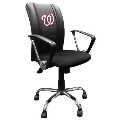 Washington Nationals DreamSeat Team Curve Office Chair