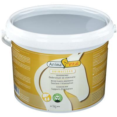 AnimaVital® Animaclean Drainant / Purifiant kg poudre