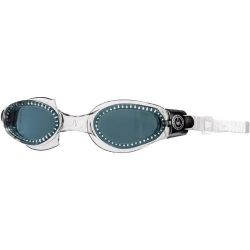 Aqua Sphere Kaiman Schwimmbrille in dark lens-clear, Größe L