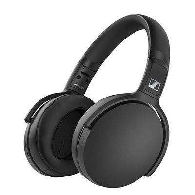Sennheiser HD 350BT Bluetooth Around Ear Black Headphones (508384)