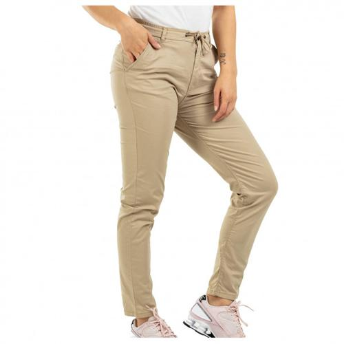 Reell - Reflex Women Chino - Freizeithose Gr L - Long;L - Normal;L - Regular;M - Long;M - Normal;S - Long;S - Normal;XS - Normal schwarz;beige