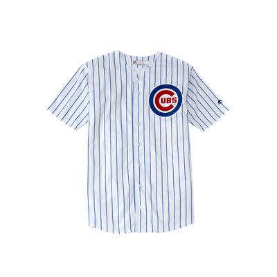 Men's Big & Tall MLB Original Replica Jersey by MLB in Chicago Cubs (Size 2XLT)