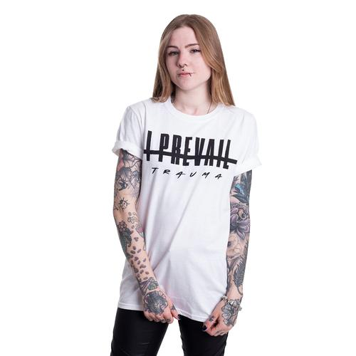 I Prevail - Diagonal White - - T-Shirts