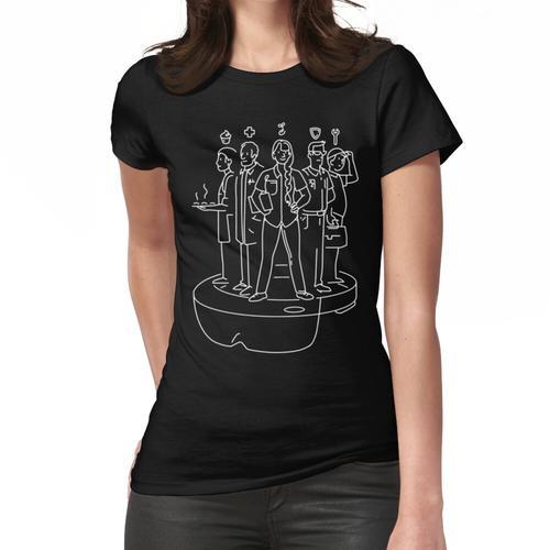 HoloLens FLW Frauen T-Shirt