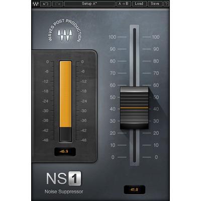 Waves NS1 Noise Suppressor Plugin